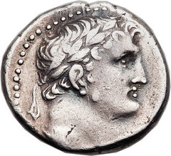 Date PKB, Year 122 (5-4 BC) obverse