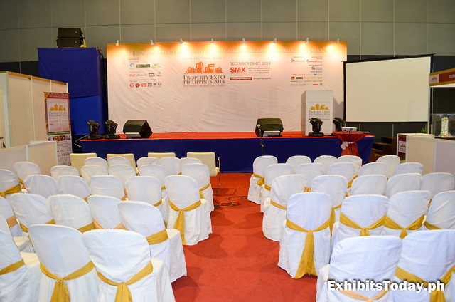 Property Expo Philippines 2014 Activity Stage