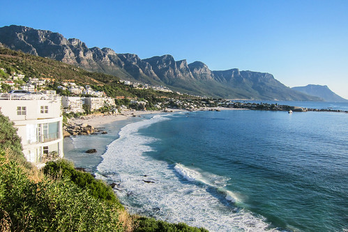 Clifton beaches, Cape Town