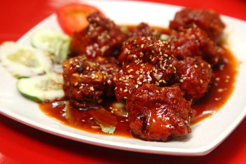 Sesame-Pork-Ribs