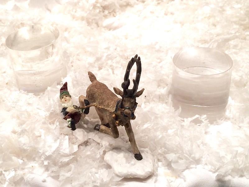 A reindeer mishap