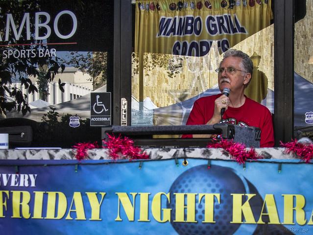 Downtown Downey karaoke