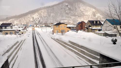 winter snow japan nikon hokkaido railway 2010 abashiri d5000