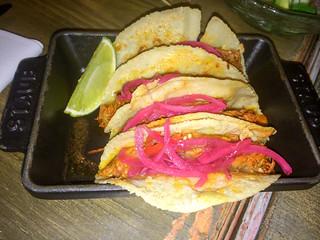 Tacos: Cochinita Pibil