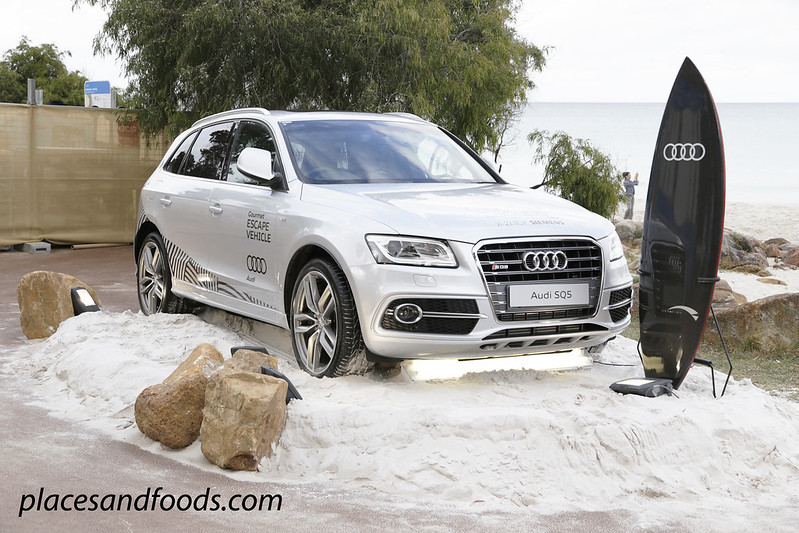 Audi Gourmet Escape BBQ SQ5