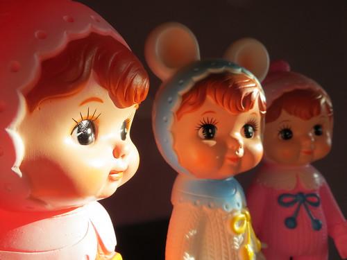 P52 - Dolls&Figurines : thème libre