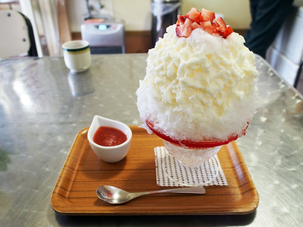 Japanese Ice Shaved | Sweet White Ice