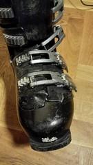 Daruji 10 let staré lyžařské boty Salomon - titulní fotka