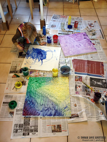 Thread Boards - Painting Boards