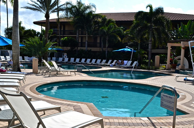 PGA National Resort and Spa - adult only pool