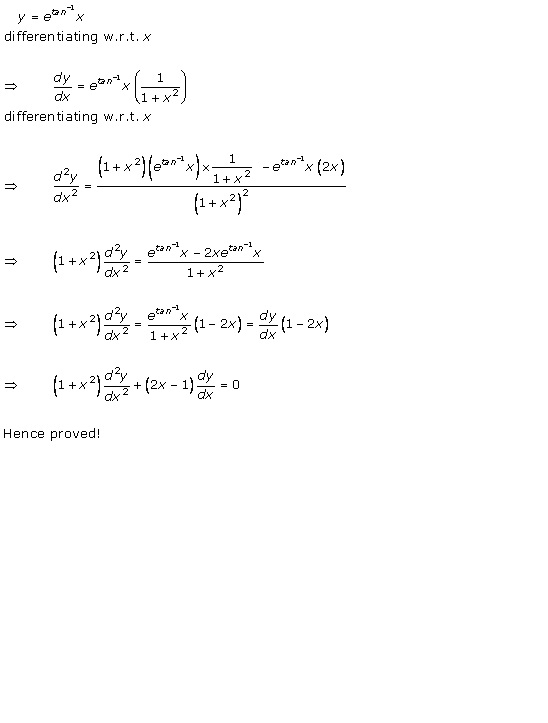 RD Sharma Class 12 Solutions Chapter 12 Higher Order Derivatives Ex 12.1 Q22