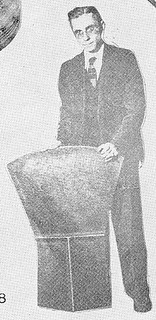 Howard Gibbs with tinneh