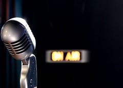 rádio e música
