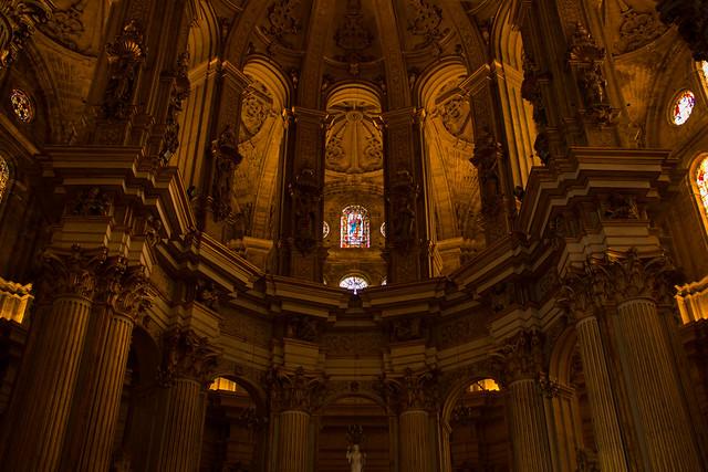 Malaga's Grand Cathedral