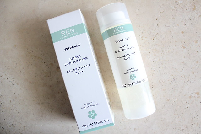 REN Evercalm Gentle Cleansing Gel review