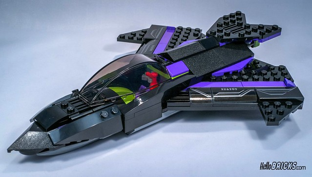 LEGO 76047 - Marvel - Black Panther Pursuit