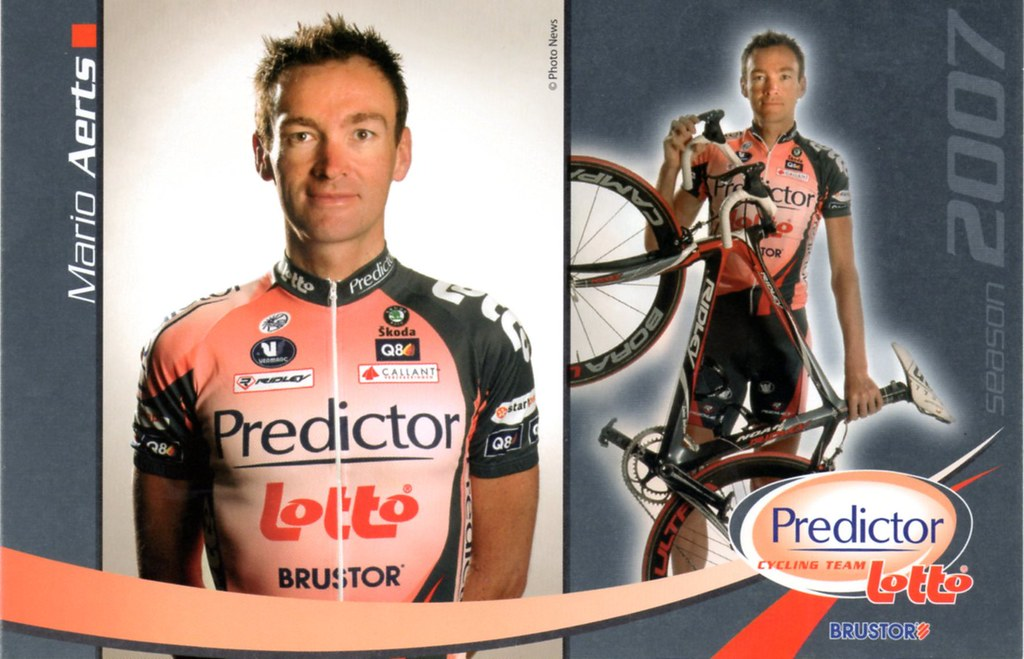 Predictor-Lotto 2007 / AERTS Mario