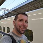 Nik and Shinkansen