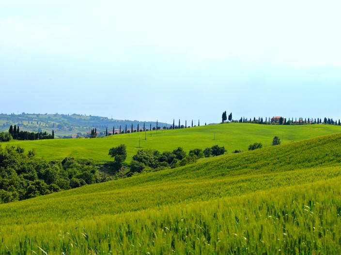 Pienza_Tuscany, Itay (013)