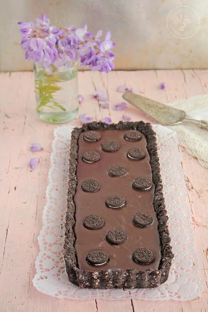 Tarta chocolate galletas oreo www.cocinandoentreolivos.com (10)
