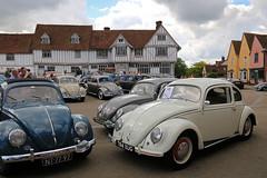 Lavenham Vintage Volkswagen Meeting 25-06-2016