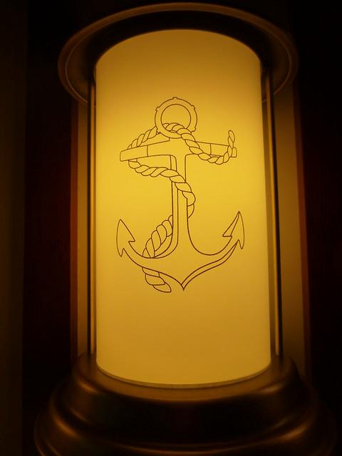 Bedside lamp. Compass Club, Panasonic DMC-SZ1
