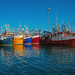 Mallaig trawlers.......