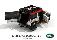 Land Rover DC 100 Concept