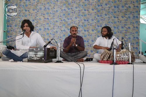 Devotional song by Rajkavi from Saharanpur, Uttar Pradesh