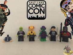 Salt Lake Comic Con Roundup!