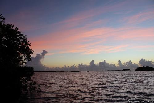Goodbye Belize Tour - Wildtracks, Sarteneja - Sunrise Day 1 - 02