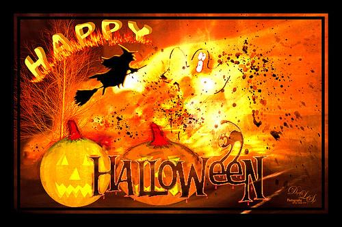 Happy Halloween wishes image