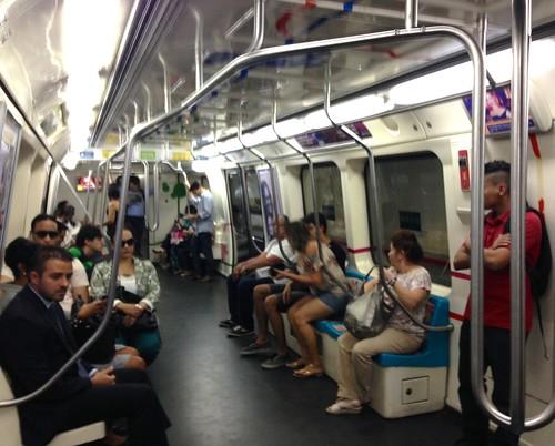 De transporte público até o Santos Dumont