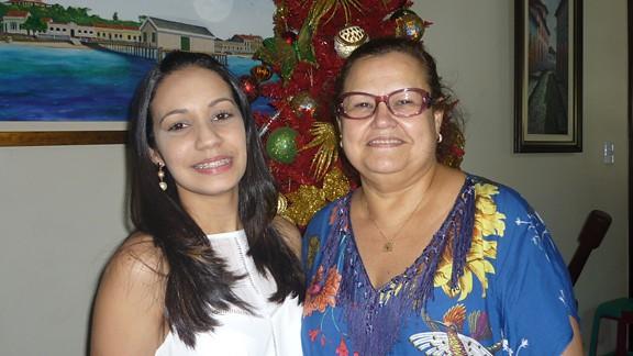 Fainna Lima e Walda Martins