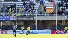 Tercer gol del Cádiz (2)