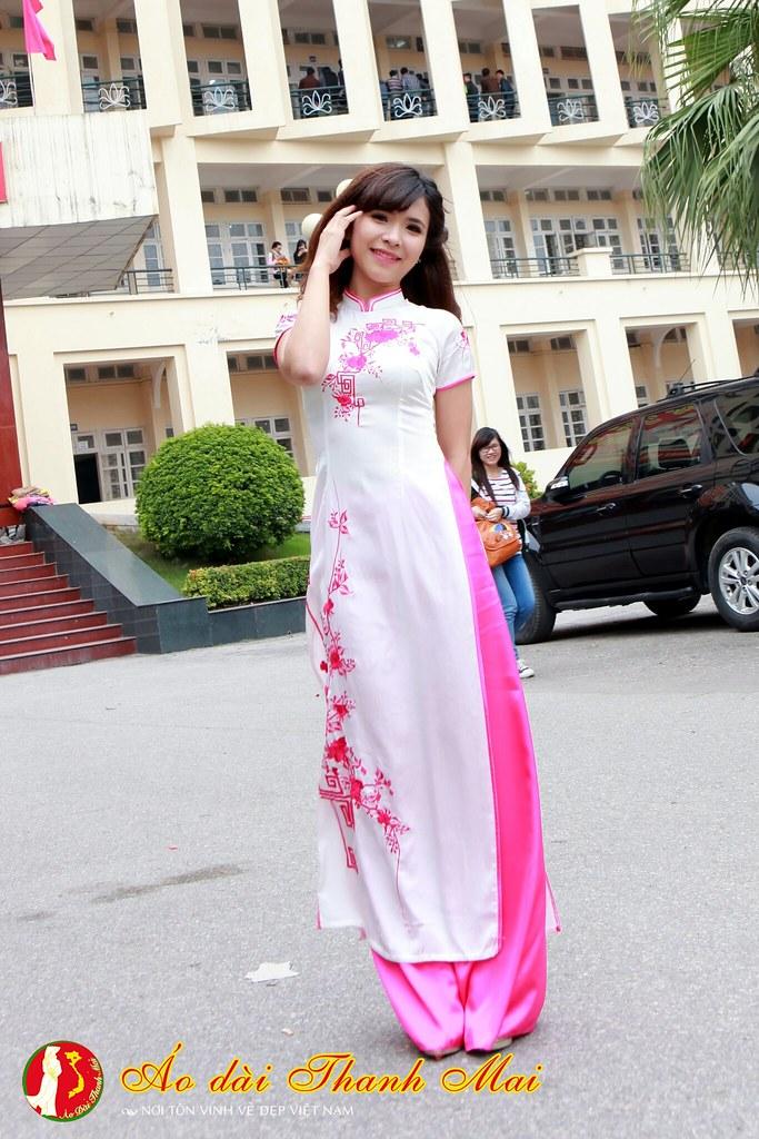 Ảnh kỷ yếu – Nguyễn Thị Quỳnh Trang – D167