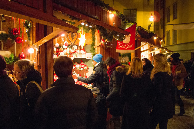 Julmarknad gamla stan 3