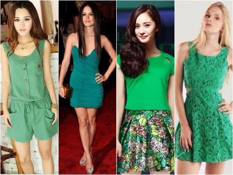 Sugestão de roupas e cores para usar na virada do Ano 2015 e a cor que rege o ano!