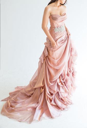 高雄婚紗推薦_高雄法國台北Pony設計造型團隊_設計款婚紗 (25)