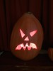 Halloween School Pumpkin Carving 2014