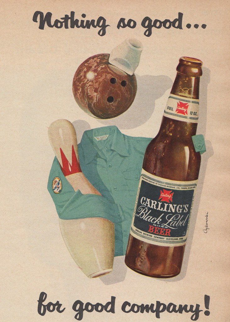Carling-1955-bowling