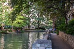 Riverwalk - San Antonio - Texas - 21 October 2014