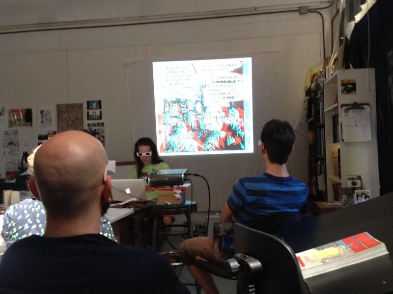 Jason Little visit to SAW 11-7-2014