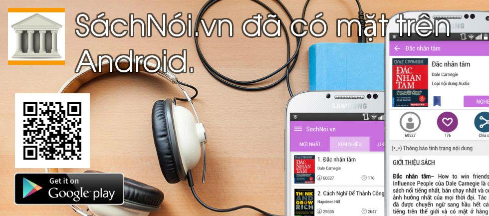 SachNoi.vn: AudioBook/Sách Nói tren Android