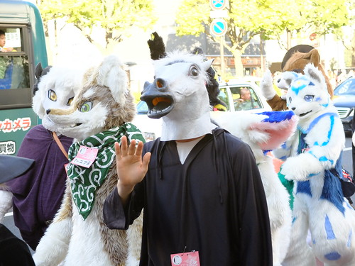 Kawasaki Halloween parade 2014 124