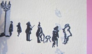 Errori necessari, di caleb Crain. 66thand2nd edizioni 2014. Progetto grafico: : Silvana Amato. Ill. alla cop.: P. d'Oltreppe. Copertina (part), 3