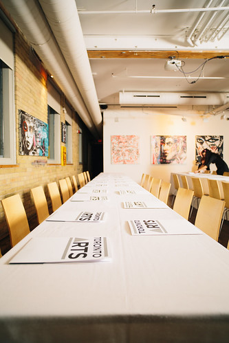 Toronto Arts Foundation & Business for the Arts
