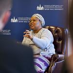 15660202999 2014 World Leaders Forum: Leymah Gbowee