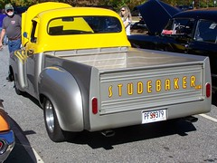 Studebaker Champ With Hemi Engine Trail Creek Estates Mobile Home Park Is Within Georgia