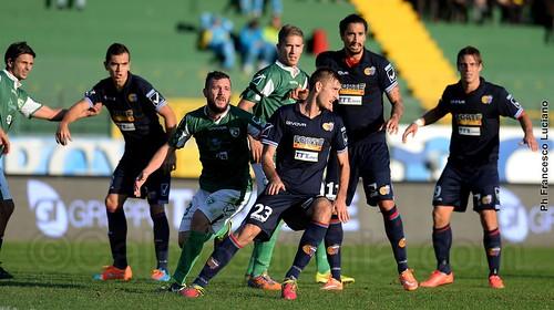 Avellino-Catania 1-0, la cronaca$